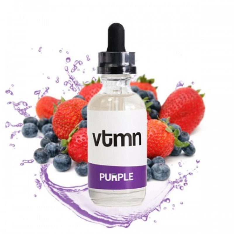 Purple By VTMN E Liquid [60ml]
