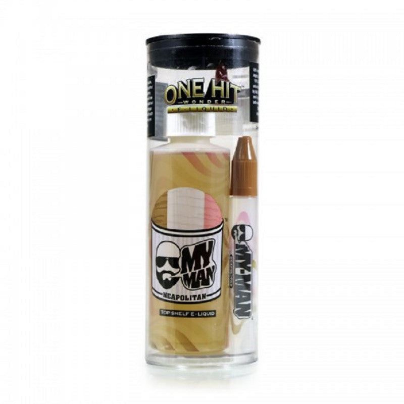My Man E-Liquid by One Hit Wonder 180mL