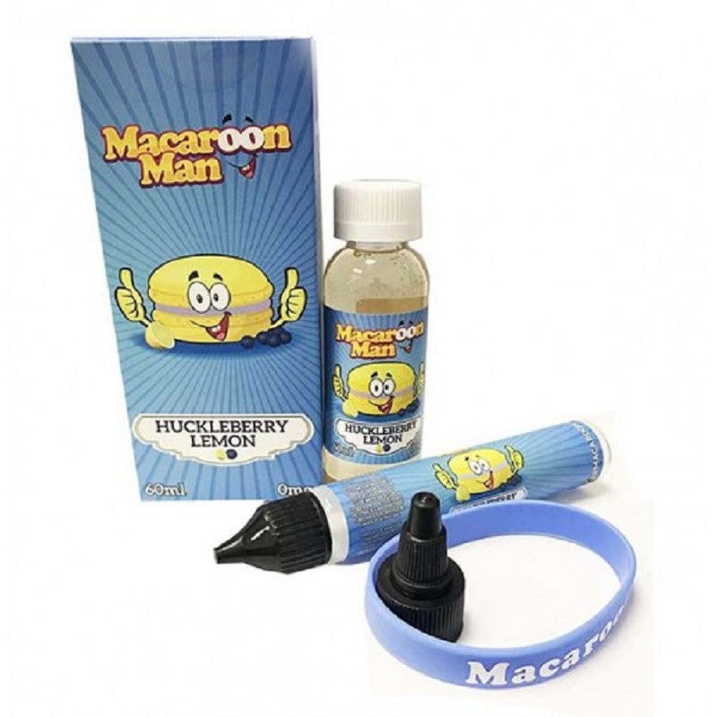 Macaroon Man E-Liquid 60ml