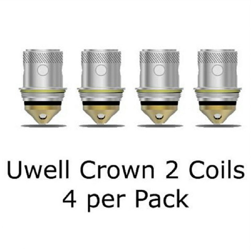 Uwell Crown 2 Coils (4 Pack)