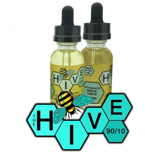 The Hive Butterscotch Maple Torte 30mL