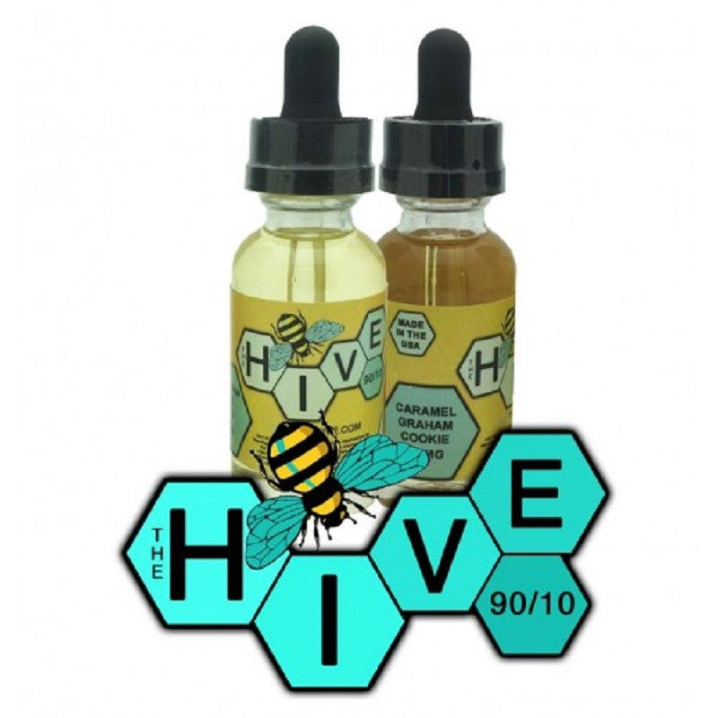 The Hive Caramel Graham Cookie 30mL