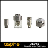 Aspire Atlantis Tank System Provides RDA Performance Ajustable Airflow