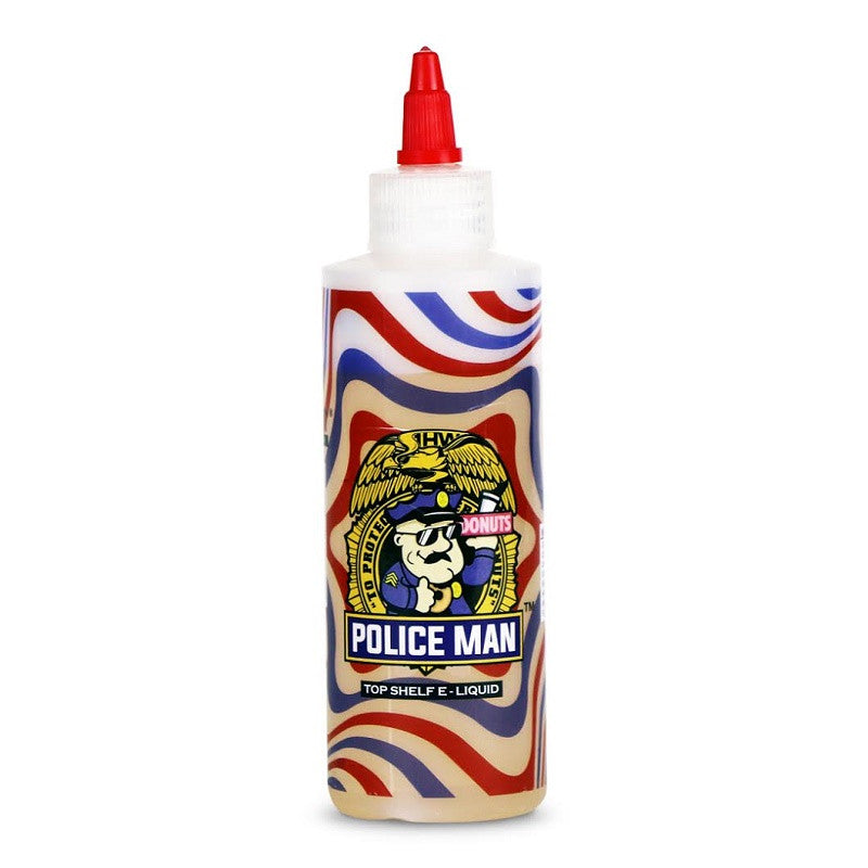 Police Man E-Liquid by One Hit Wonder 180mL