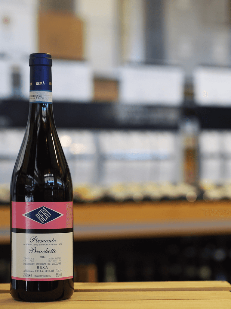 2018 BERA BRACHETTO 750ml
