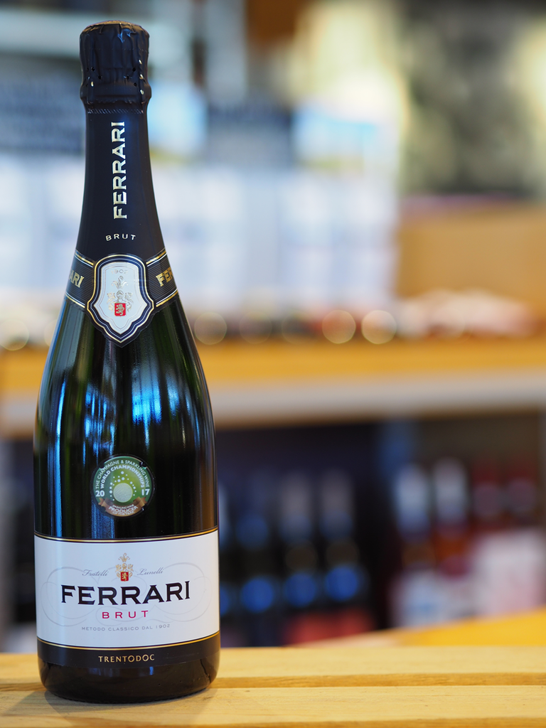 NV Ferrari Brut Trento DOC 750ML