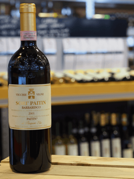 2001 PAITIN BARBARESCO