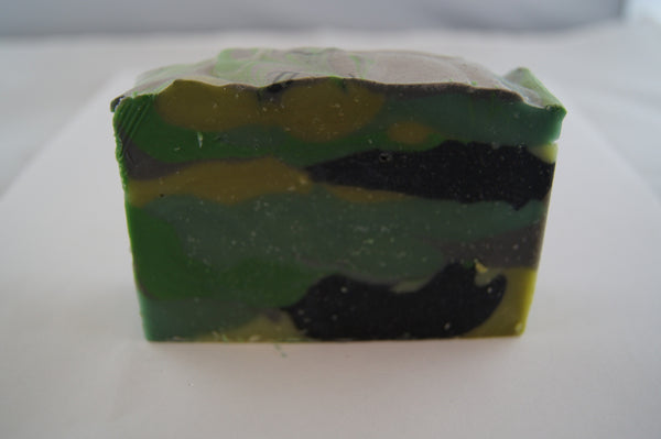 Bay Rum Yogurt Soap