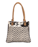 Chevron Bleach Small Bag