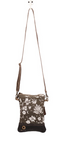 Dusky Bleach Small Crossbody Bag