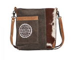 Vintage Stamp Shoulder Bag
