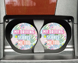 Car Coasters Set