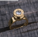 Grace Bullet Crystal Ring
