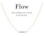 Flow Necklace or Bracelet