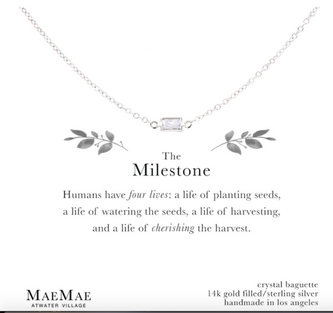 The Milestone Necklace