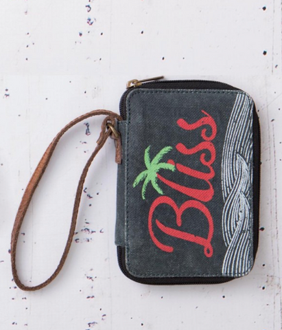 Tropical Bliss Wallet