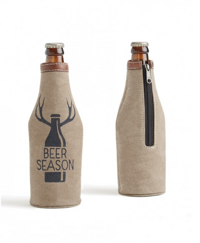 Beer Season Bottle Koozie