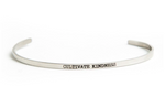 Cultivate Kindness Bangle