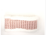 Chunky Knit Sherpa Lined Head Band