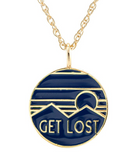 Get Lost Necklace