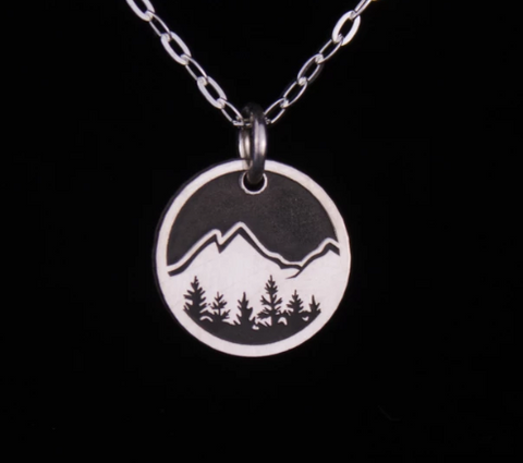 A Wild Adventure Necklace