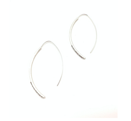 Sparkle Swing Earring