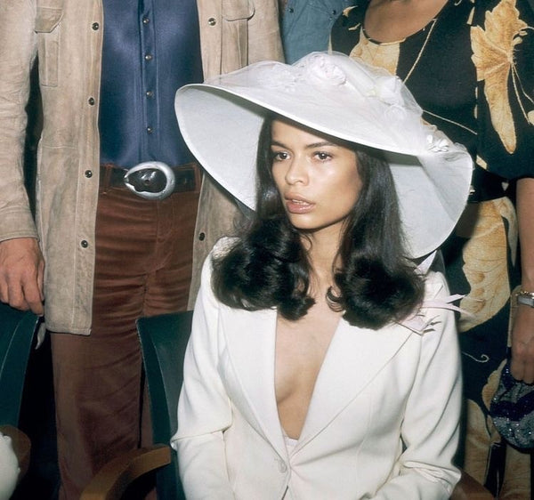 MUSE SERIES: BIANCA JAGGER