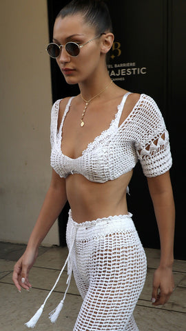 Cher Bandage Top