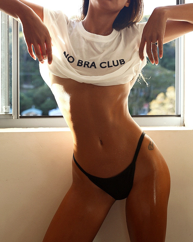 No Bra Club Tank