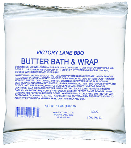 *Butter Bath & Wrap 12 oz.