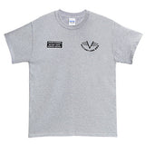 Gray Victory Lane T-Shirt