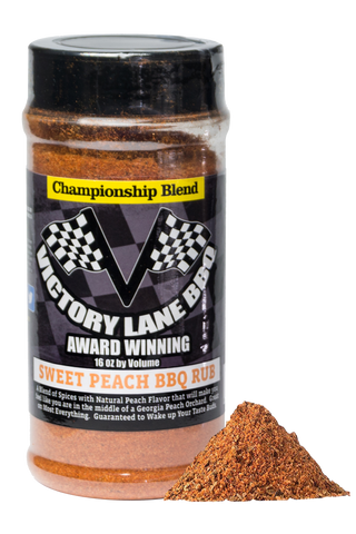 Victory Lane BBQ Sweet Peach Rub