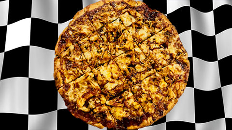 WHSL #122 BBQ Chicken Pizza