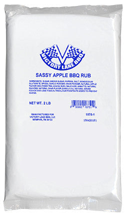 2 lb. Sassy Apple BBQ Dry Rub