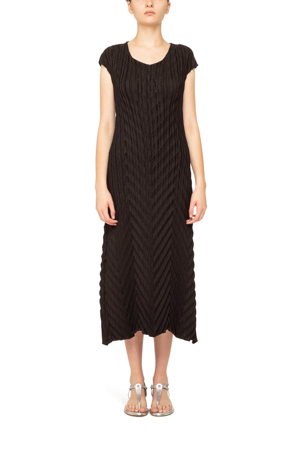 Zig Zag Dress | Alquema