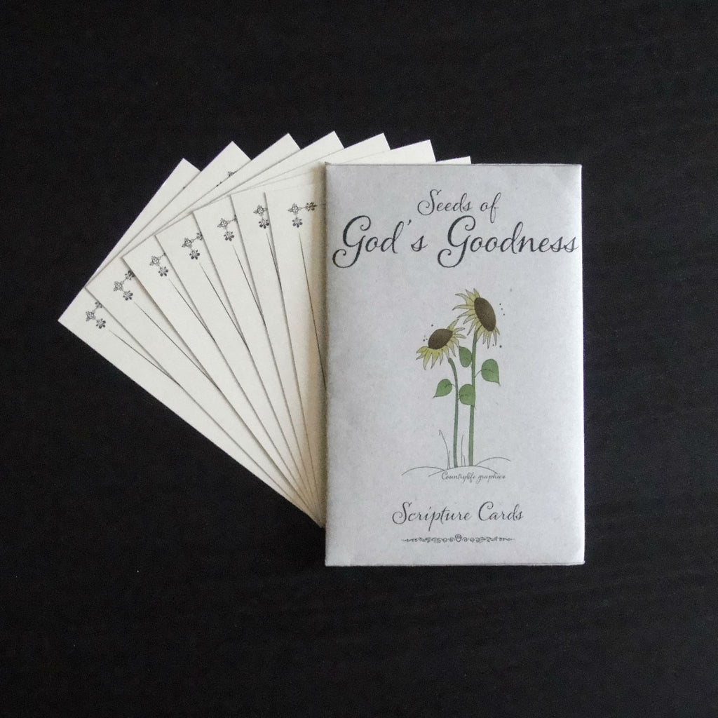 Seeds of God's Goodness