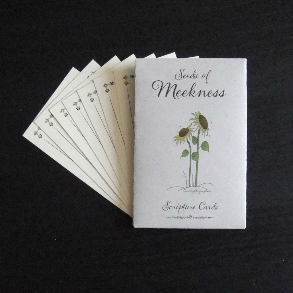 Seeds of Meekness