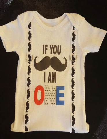 "If you ""Must Ask"" Mustache Birthday Shirt"