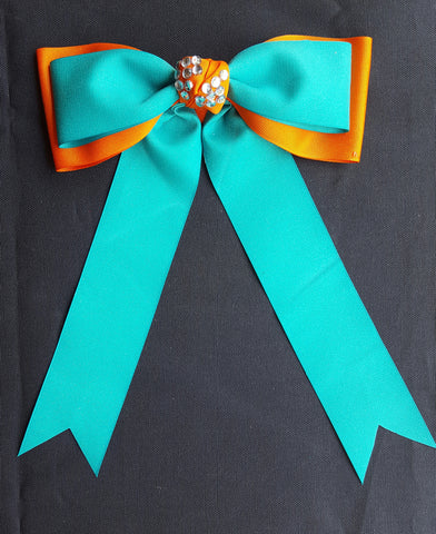 Cheer Bow w/ Tail