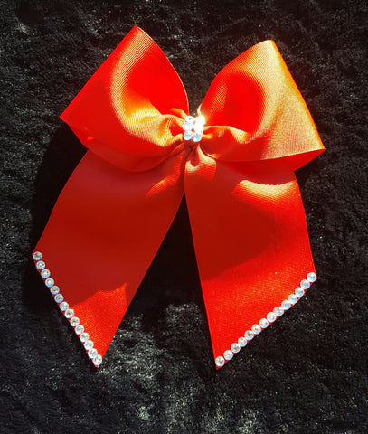 Cheer Bow Red 1
