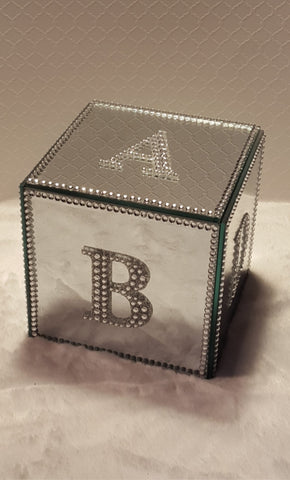 Alphabet Bling Block