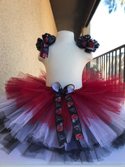 2017 NFL Super Bowl Atlanta Falcons Tutu w/bows