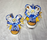 Minions Bow Bling Converse