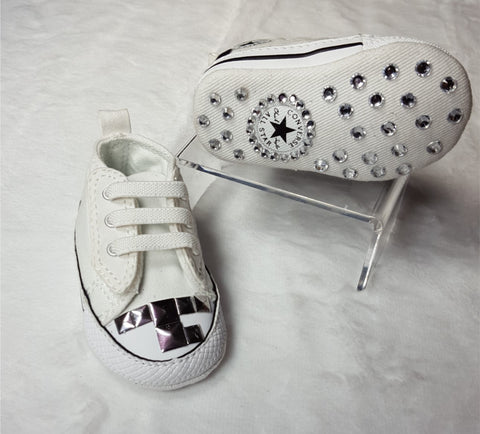 Studs Converse Shoes