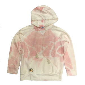 Kids Neighbor Hoodie - Tie Dye,sweatshirt, The Uplifters- Woo