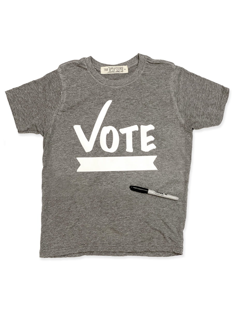 Vote (fill in the blank) Tee