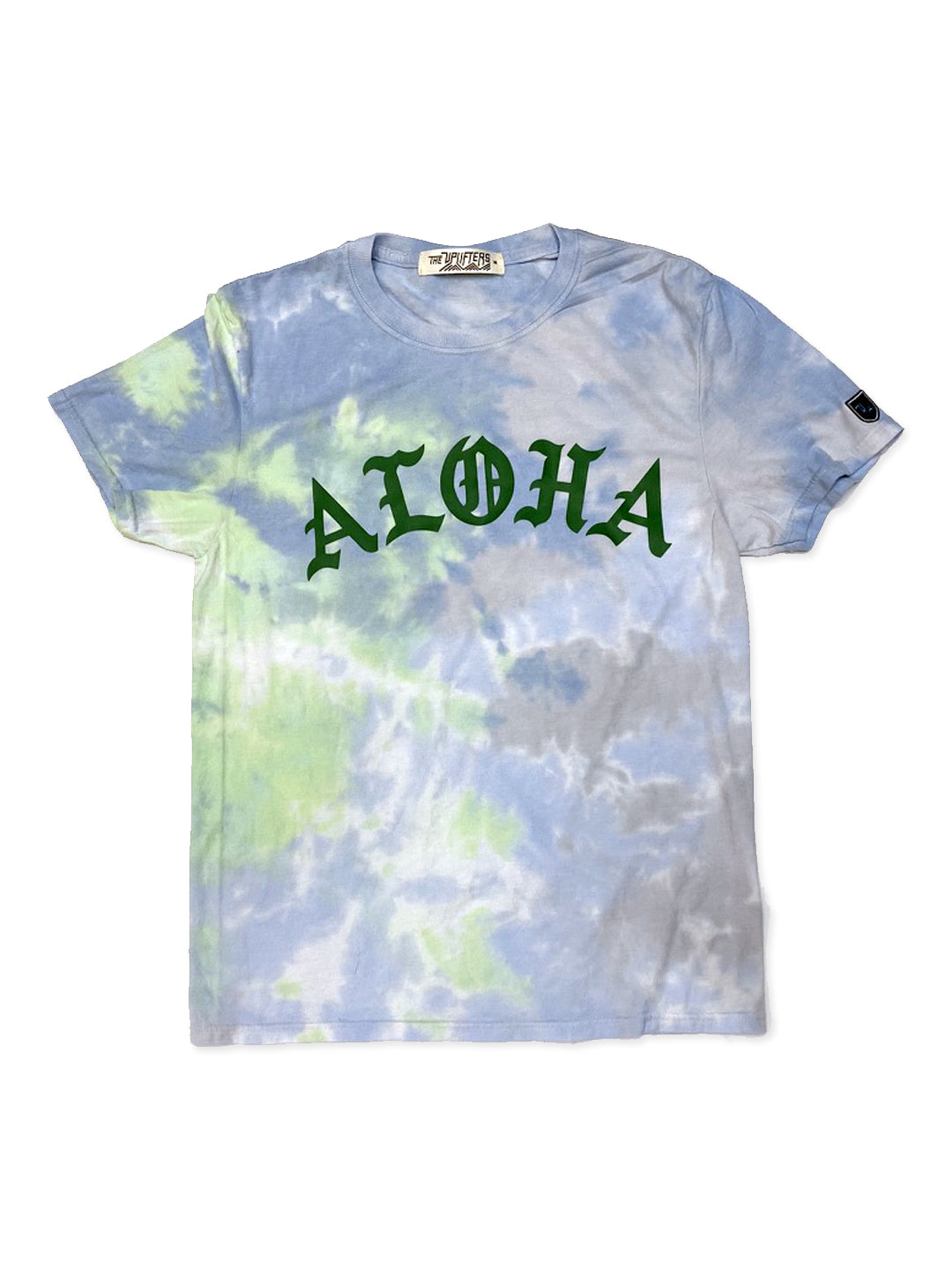Aloha Lime Water Wash Unisex Tee