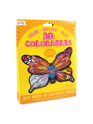 3D Colorable Creations