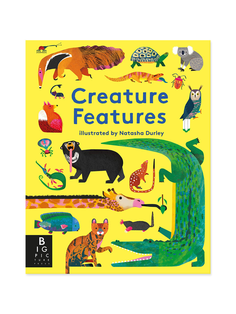 Creature Features Children's Book