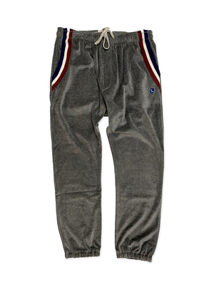 Velour Track Sumac Sweats